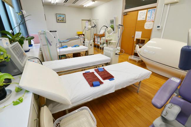 物療室(機能訓練室1)